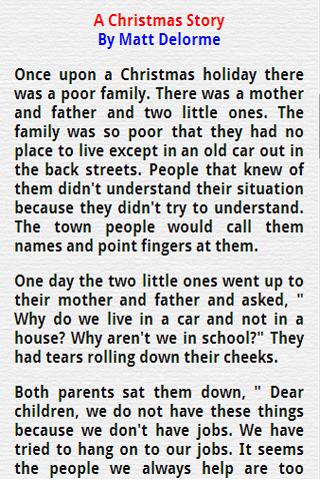 a short essay on my family