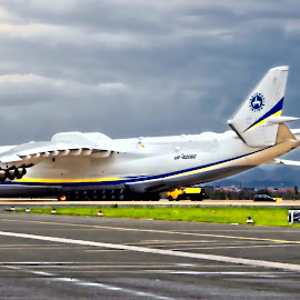Antonov 225 by Tihomir Beller - Transportation Airplanes