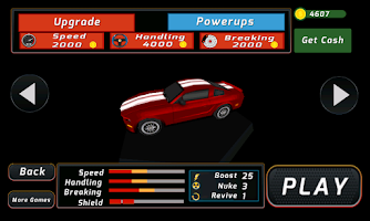 Screenshot of Traffic Bandits