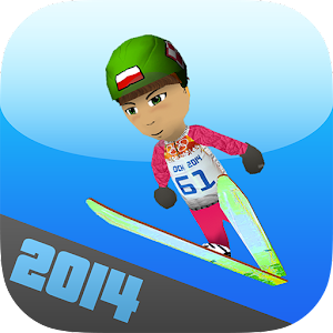 Sochi Ski Jumping 3D Sport VIP For PC / Windows 7/8/10 / Mac – Free Download