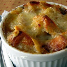 Baked French Onion Dip
