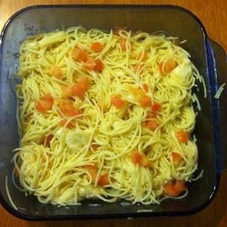 Greek Spaghetti Recipes