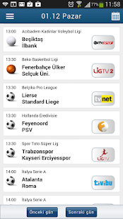 Spor Ekranı - screenshot