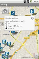 Screenshot of Berlin Parking