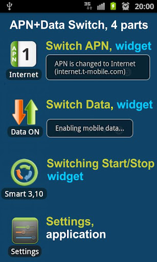 APN Data Switch Pro