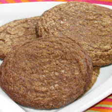 Molasses Crinkles (Cookies)