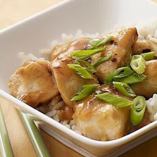 Weight Watchers General Tso's Chicken