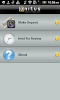 Screenshot of Unitus Community Credit Union