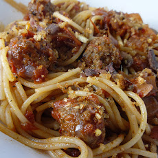 Emeril's Spaghetti and Meatballs