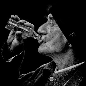 cheers by Zeljko Kustec - People Portraits of Men ( men )