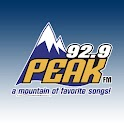92.9 Peak FM icon