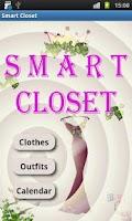 Screenshot of Smart Closet
