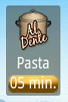 Screenshot of Al dente