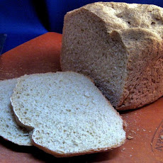 50 % Whole Wheat Bread - Bread Machine