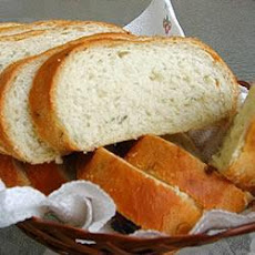 Bread Machine Rosemary French Bread