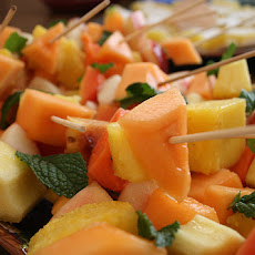Fruit Skewers for Children (And Adults Too!) - Child Safe