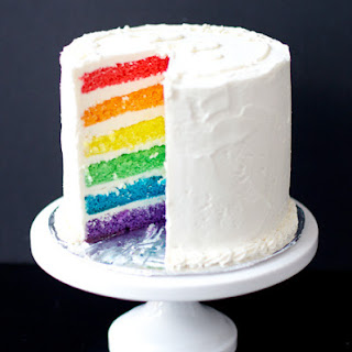Rainbow Fruit Cake Recipes