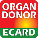 Organ Donor ECard icon