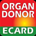 Organ Donor ECard icon