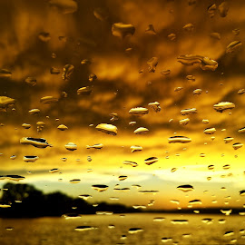 through the wet windshield... by Marta Raczkowska-Radkiewicz - Instagram & Mobile Android