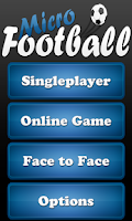 Screenshot of Micro Football