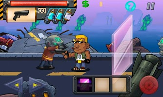Screenshot of Infinite Monsters