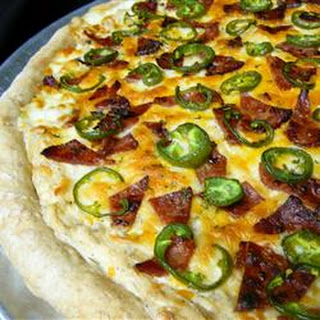 Jan's Jalapeno Popper Pizza