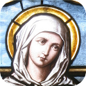 Prayer Virgin Mary icon