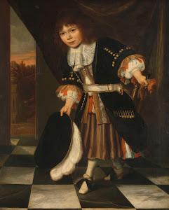 RIJKS: François Verwilt: painting 1669