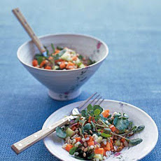 Watercress and Barley Salad
