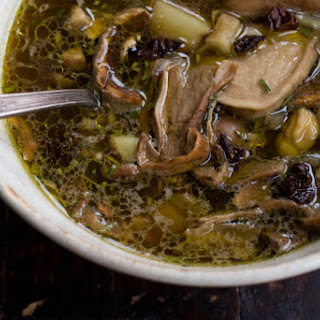 Potato Mushroom Soup Recipes