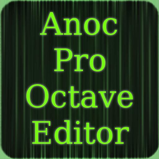 Anoc Octave Editor LOGO-APP點子