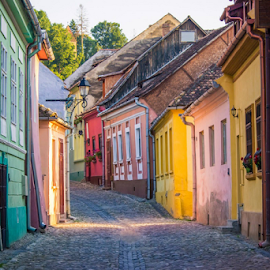 Sighisoara by Siavash Shakeri - Buildings & Architecture Homes