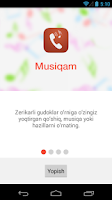 Screenshot of Musiqam