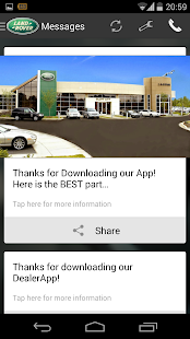 Jaguar Land Rover Bluff City - screenshot