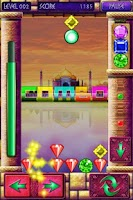 Screenshot of Tetra Jewels