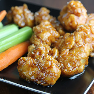 Teriyaki Boneless Wings