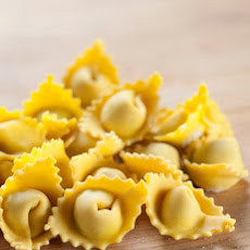 Robiola-Cheese-Filled Ravioli