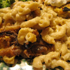 Creamy Two Cheese Macaroni