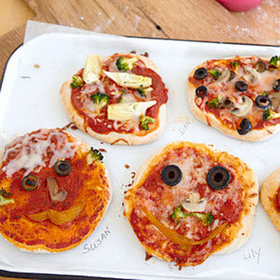 Make-Your-Own Mini Pizzas