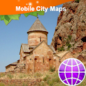 Yerevan Street Map icon