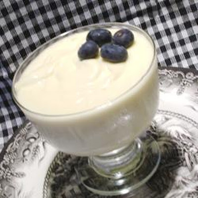 Easy Passion Fruit Mousse