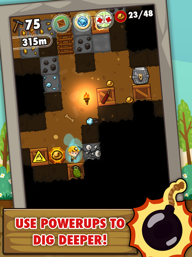 Pocket Mine Screenshot 11