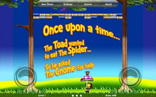 Screenshot of Crazy Toad