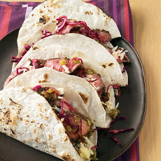 Flat-Iron Steak Tacos