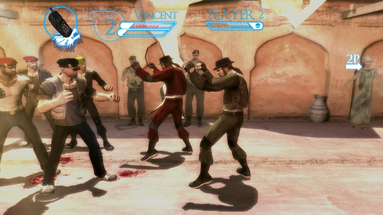 Brotherhood of Violence II Screenshot 4