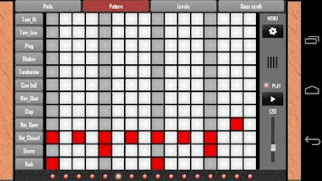Screenshot of Beat Maker