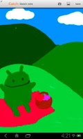 Screenshot of Catch Sketch HTC Add-on