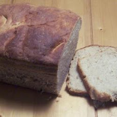 Clare's Whole Wheat Potato Bread