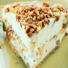 Atkins Ice Cream Pie